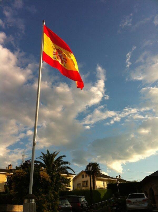 Bandera de exterior España-BPH