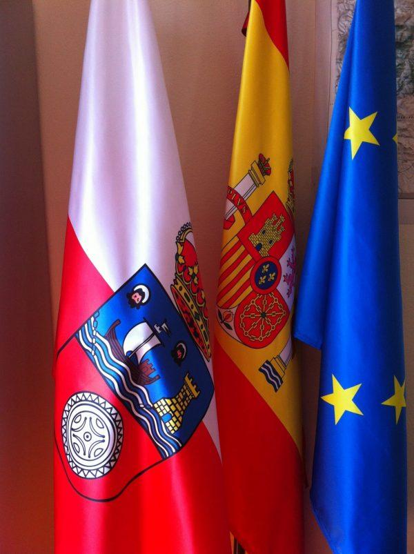 Banderas para interior-BPH