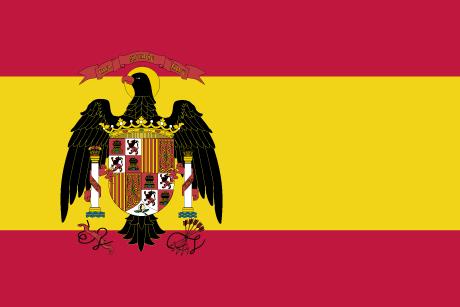 Bandera franquista 1977-1981